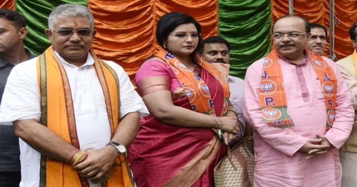 Dilip Ghosh said Shovon Chatterjee is in BJP