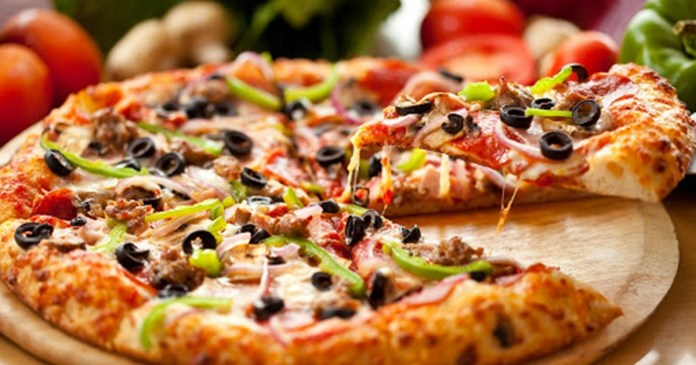 Eating too much pizza in the lockdown Will be in danger, say researchers