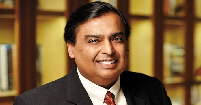 Mukesh Ambani is now 4th richest man in world