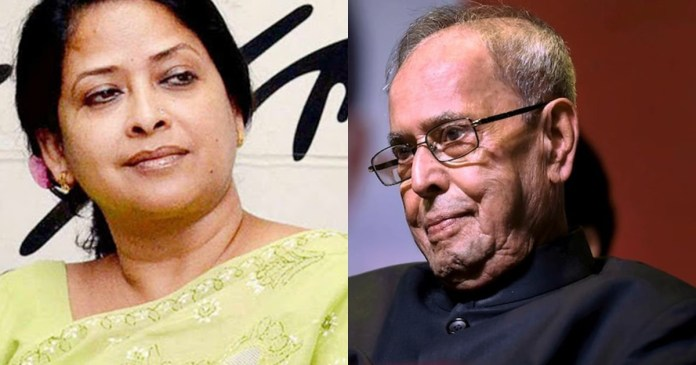 Pranab Mukherjee daughter Sharmistha remembers Bharat Ratna honour last year