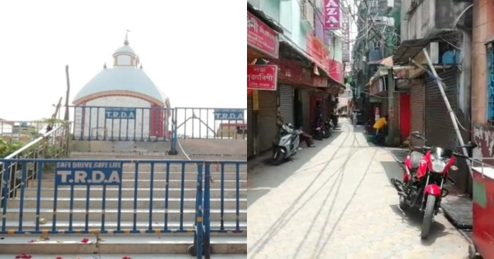 Tarapith temple closed from today