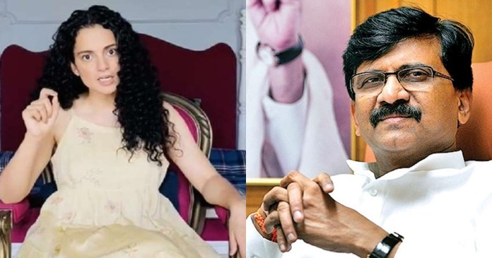 Bollywood actress Kangana Ranaut Says 'Let Goons Break My Face, Rape, Openly Lynch Me', While Replying To Sanjay Raut