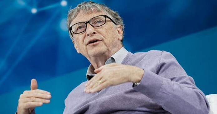 India may play key role in manufacturing COVID vaccine: Bill Gates