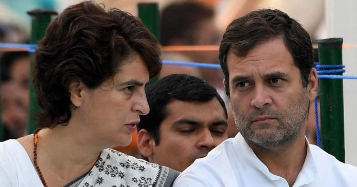 'Beti Bachao or Apradhi Bachao?' Rahul, Priyanka question Yogi about women's protection