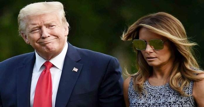 Donald Trump COVID Positive