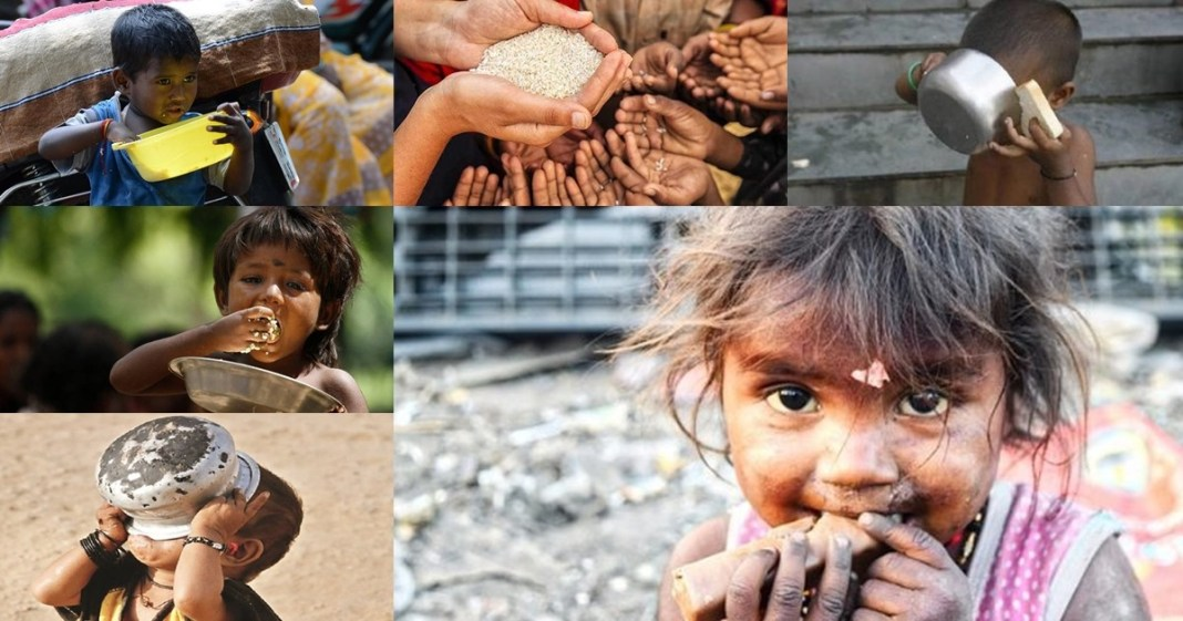 India Ranks 94 Out Of 107 Nations In Global Hunger Index 2020