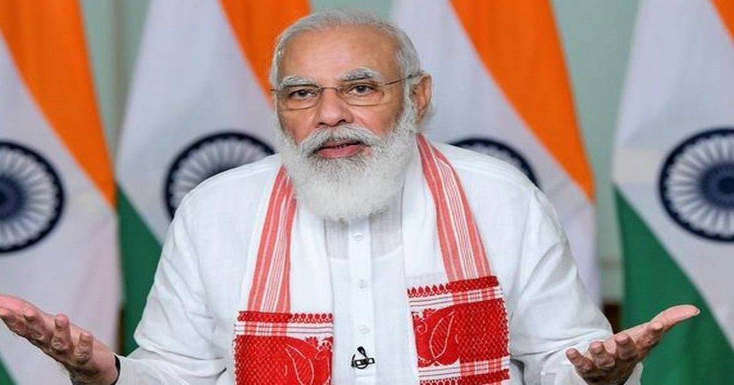 PM Narendra Modi gets richer by 36 lakh in last one year