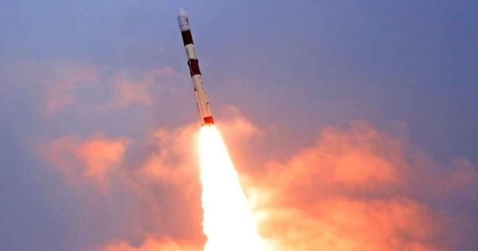 India launches EOS-01 Satellite