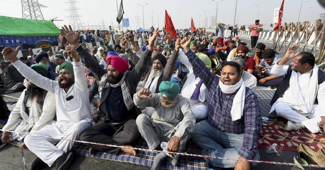 Farmers Call For Bharat Bandh On December 8