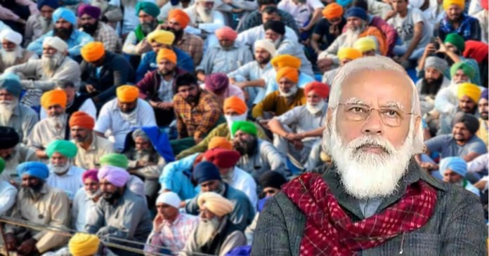 Modi to give cash, talk to farmers on December 25