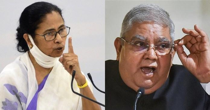 Trinamool Congress demands removal of Bengal governor Jagdeep Dhankhar in memorandum to president