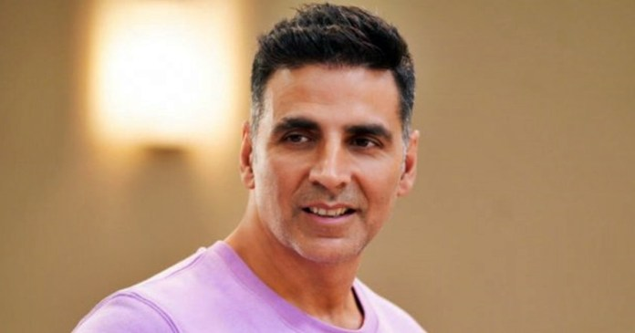 Akshay Kumar's request for grant for construction of Ram temple