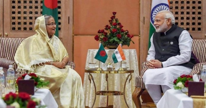 Covid-19 vaccination: Bangladesh PM Sheikh Hasina thanks Modi for getting Covid vaccine sent from India