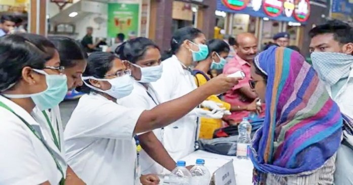 India reports 20,036 new COVID-19 cases, 256 deaths