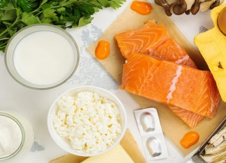 Lack of vitamin D in the body! Eat these 5 foods
