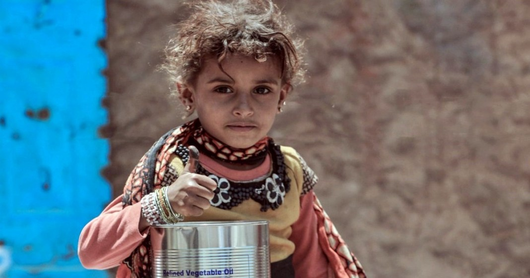 চূড়ান্ত অপুষ্টির শিকার More than 100 million children are the ultimate victims of malnutrition today