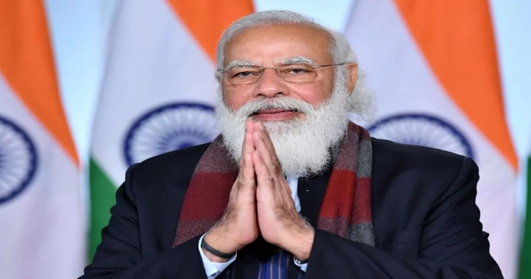 Pm Narendra Modi is coming to the state on 22nd February