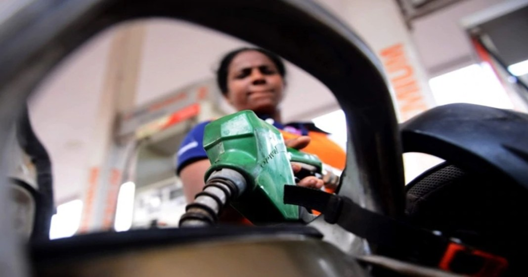 petrol and diesel price in west bengal 12.02.21