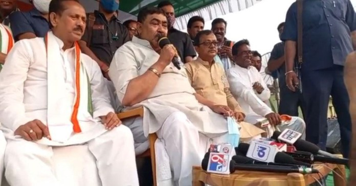 vice-chancellor should be kicked out by students tmc anubrata mondal