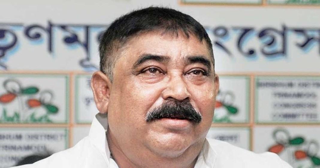 Anubrato Mondal attacks PM Narendra Modi at rampurhat