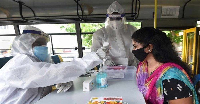 India reports 53,476 new COVID19 cases in last 24 hours