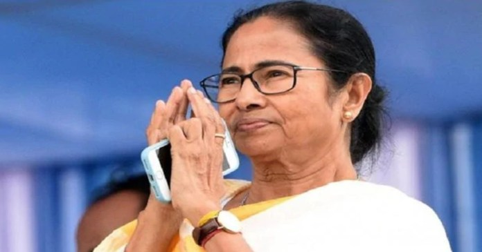 Mamata Banerjee appeals the people of Bengal to exercise their democratic right by coming out and voting in large numbers
