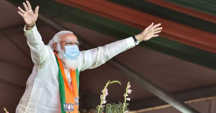 PM Modi says BJP's victory certain in West Bengal