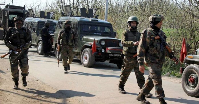 J&K Encounter breaks out in Kakapora area, terrorists trapped at site
