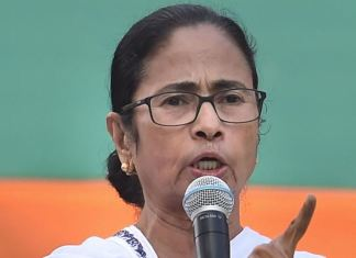 west bengal assembly election-2021 Mamata Banerjee's Dharna Today Over Campaign Ban