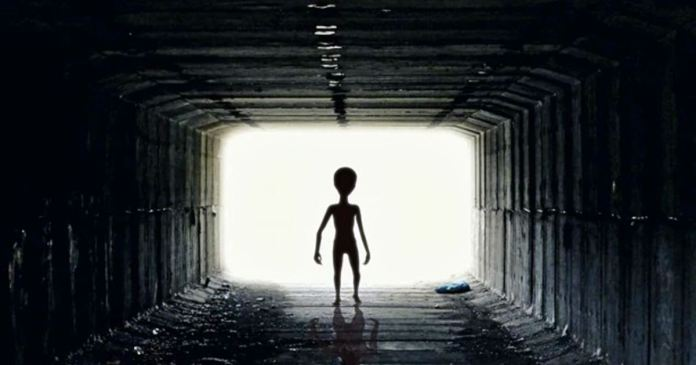 american author jerome clark said aliens kidnapping man for a particular reason