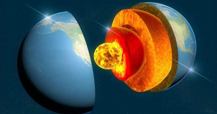 Scientists discover Earth's core is growing 'lopsided'
