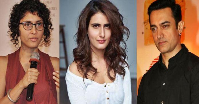 Controversy on social media fatima is the reason behind Aamir-Kiran divorce