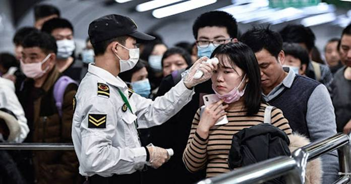 Corona delta species spreading panic in China, infection is increasing