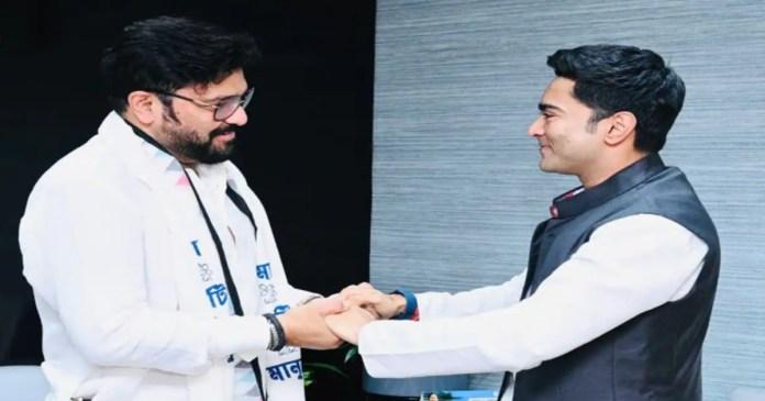 Babul Supriyo joined TMC