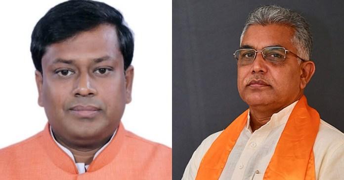 Sukanta Majumdar appointed new West Bengal BJP chief