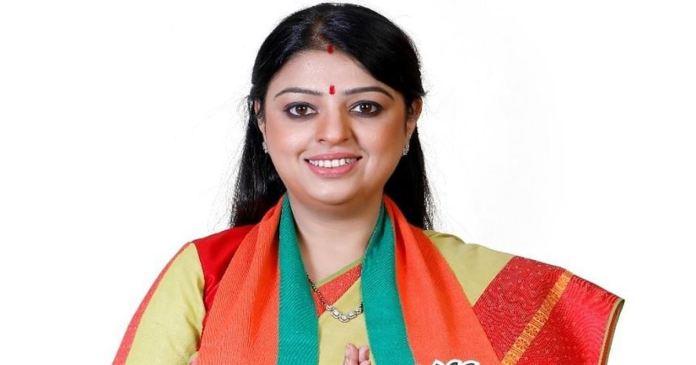 Priyanka Tibrewal files nomination for Bhabanipur bypoll