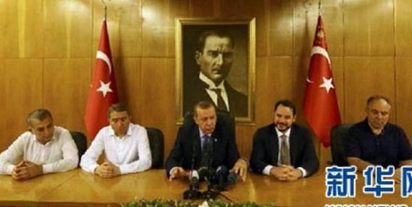 Turkey President Urges Obama to Extradite Leader of ...