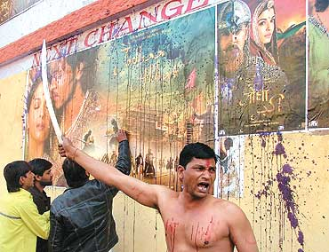 Image result for jodha akbar protests