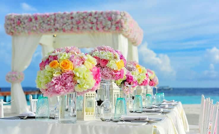 The Average Cost of Wedding Venues and Hotels in Istanbul