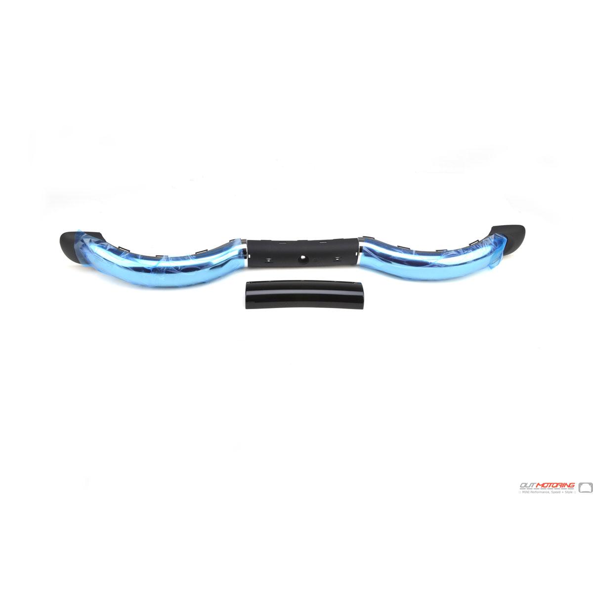 Mini Cooper R57 Convertible Chrome Roll Bar Covers
