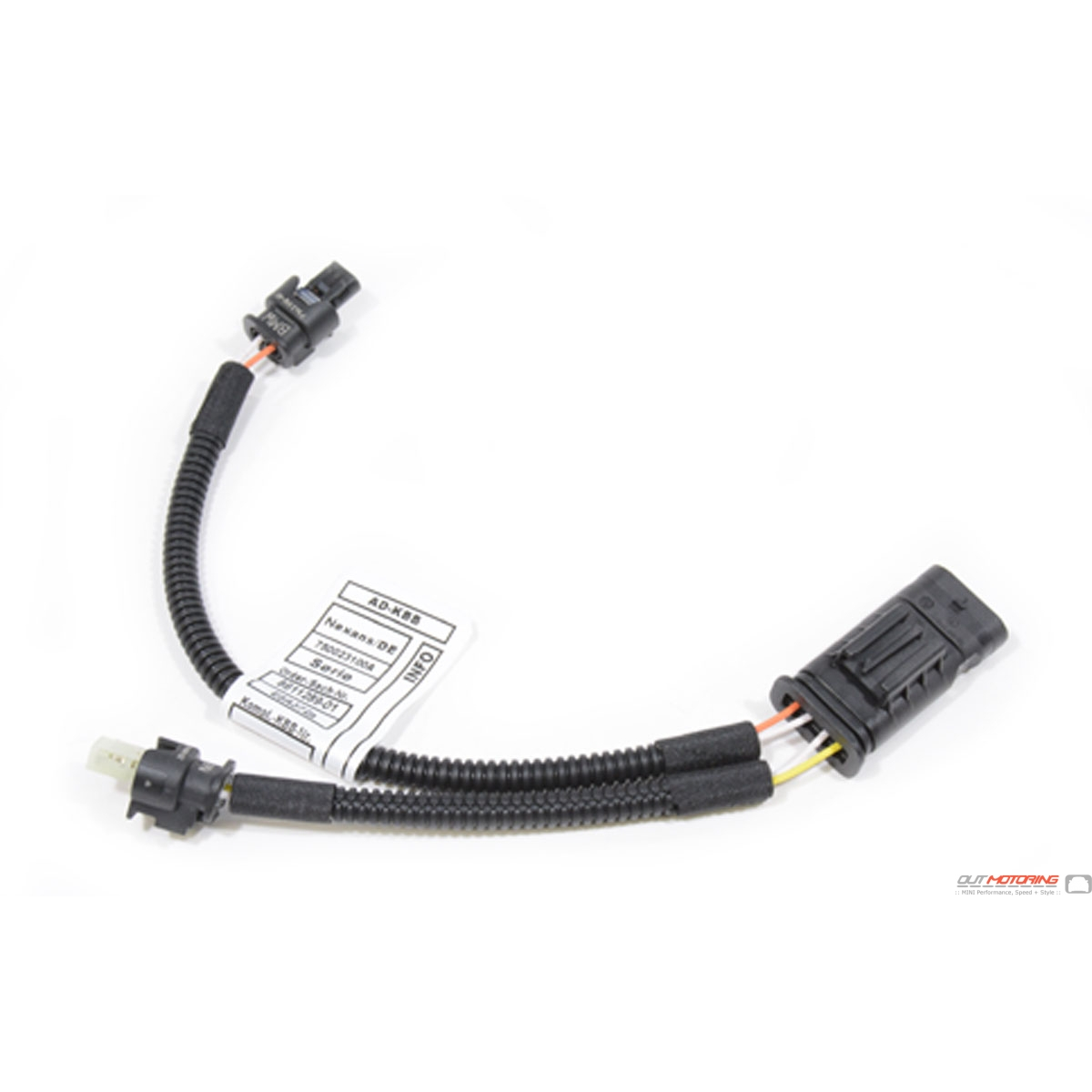 Mini Cooper Replacement Thermostat Wiring