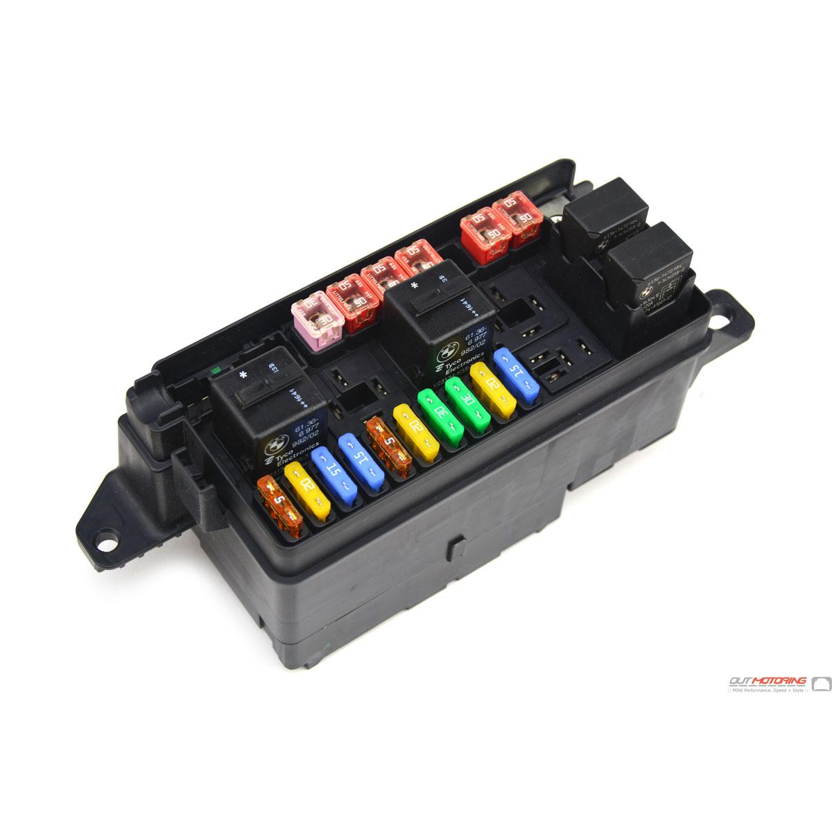 Mini Cooper Replacement Fuse Box