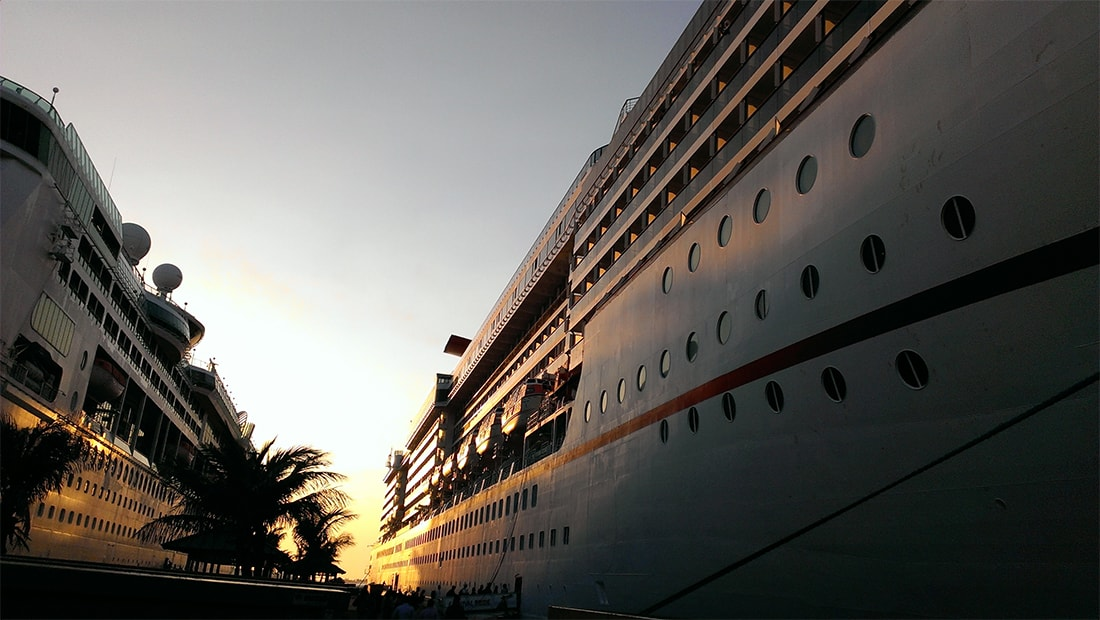 Seven Things to do on the First Day of Your Cruise