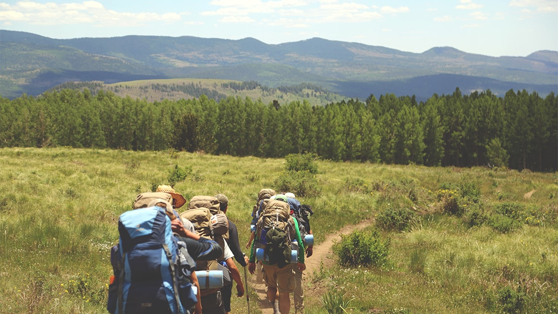 How to Travel Peacefully with Your Friends
