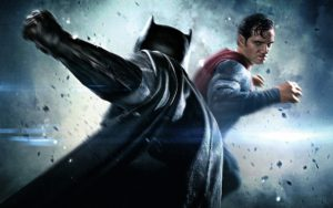 Batman v Superman, another film where I encountered this issue