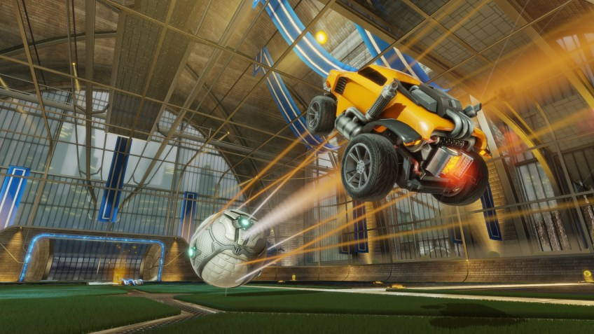 Rocket League soared into popularity when it was given away for free to PS+ subscribers