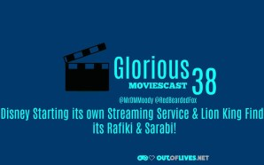 GMC 38 – A Disney Streaming Service & Lion King…