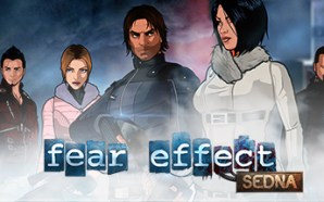 Hands on at EGX: Fear Effect Sedna