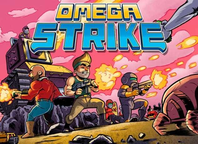 Omega Strike Header