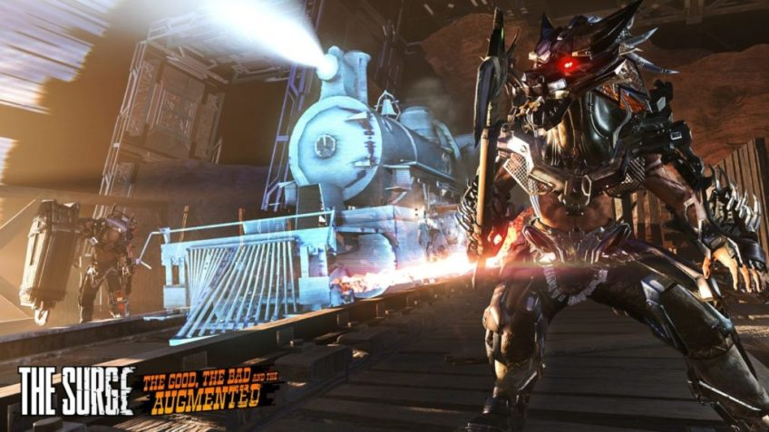The Surge The Good The Bad and The Augmented Ghost Train